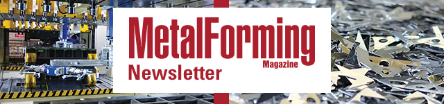 MetalForming newsletter